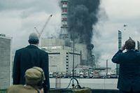 Die Serie ruft Erinnerungen an die Katastrophe in dem ukrainischen Kernkraftwerk wach.