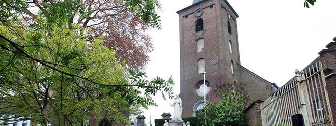 Die Trauerfeierlichkeiten finden in der Kirche von Anvaing statt. Dort soll die Mutter von Stéphanie de Lannoy auch beerdigt werden.