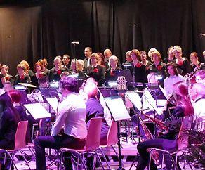 """Galakonzert der """"Harmonie Municipale Luxembourg-Gasperich"""