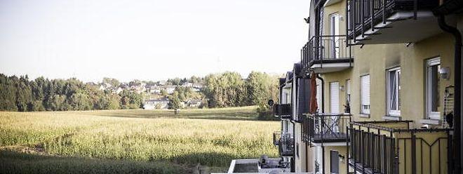 Woher kam die Kugel, die eine 48-jährige Frau auf der Terrasse eines Wohnhauses in Fentingen traf?