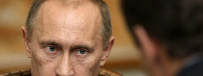 Putin outet sich als Tierfreund.