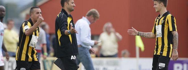 Paolo Amodio va-t-il taper dans la main de Sébastien Thill très bientôt. C'est plus que probable.