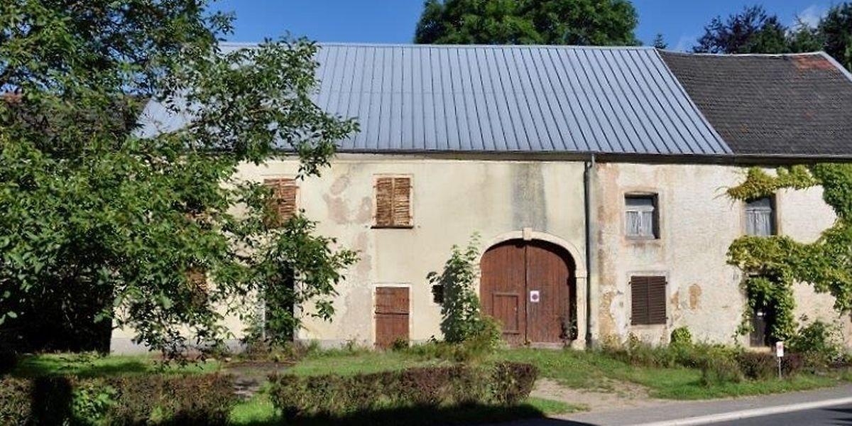 Dieser 200 Jahre alte Bauernhof in Keispelt wurde vor einigen Tagen abgerissen.