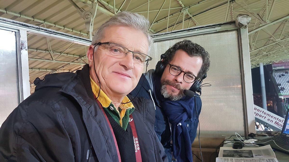 Gaby Dalvit veut croire que le FC Metz va prendre le dessus sur Bordeaux.