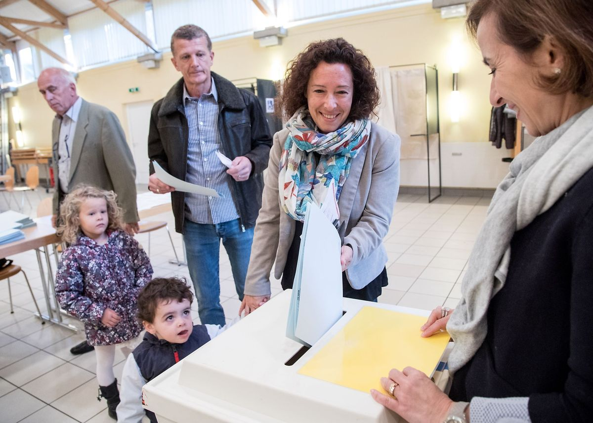 You must be a Luxembourgish citizen to vote in the parliamentary elections Photo: Guy Jallay