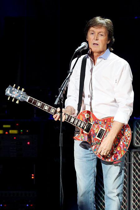 Paul McCartney fait montre d'une inventivité et un génie intacts avec son nouvel album «Egypt Station».