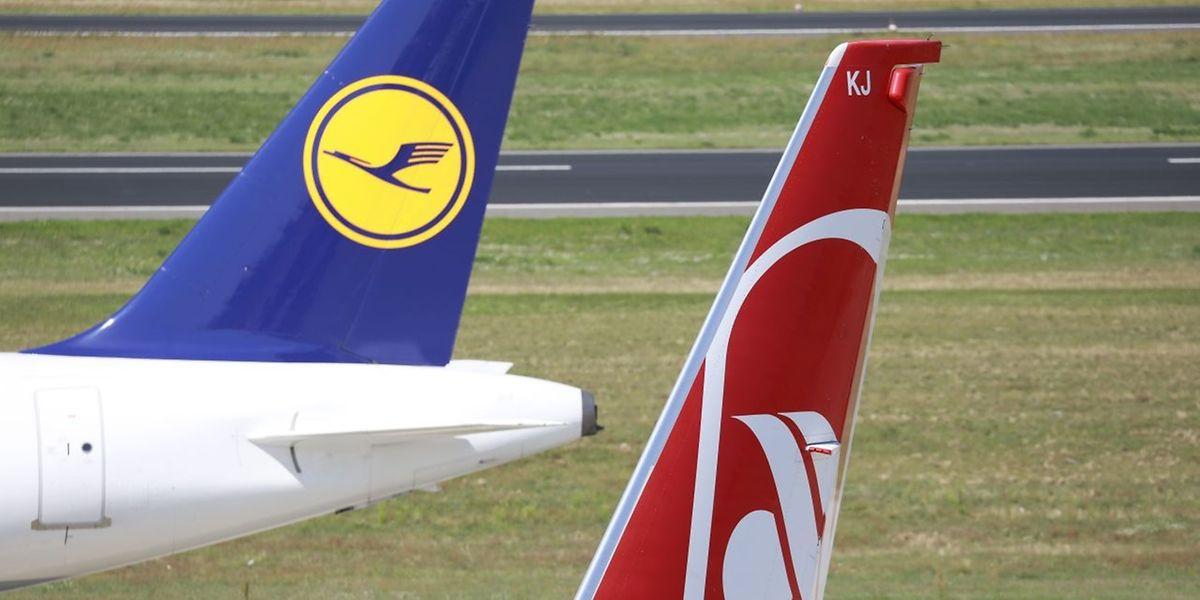 Lufthansa soll voraussichtlich 81 Flugzeuge von Air Berlin übernehmen.