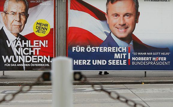 Historischer Wahltag in Österreich: Votum als Signal