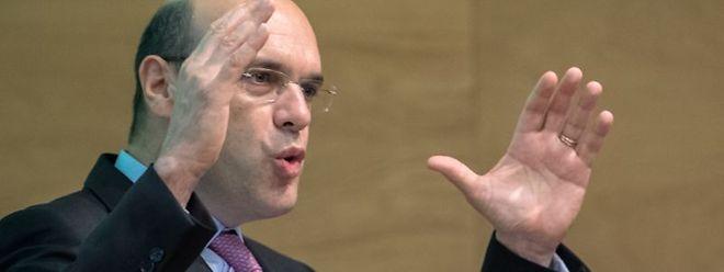 O ministro Adjunto, Pedro Siza Vieira