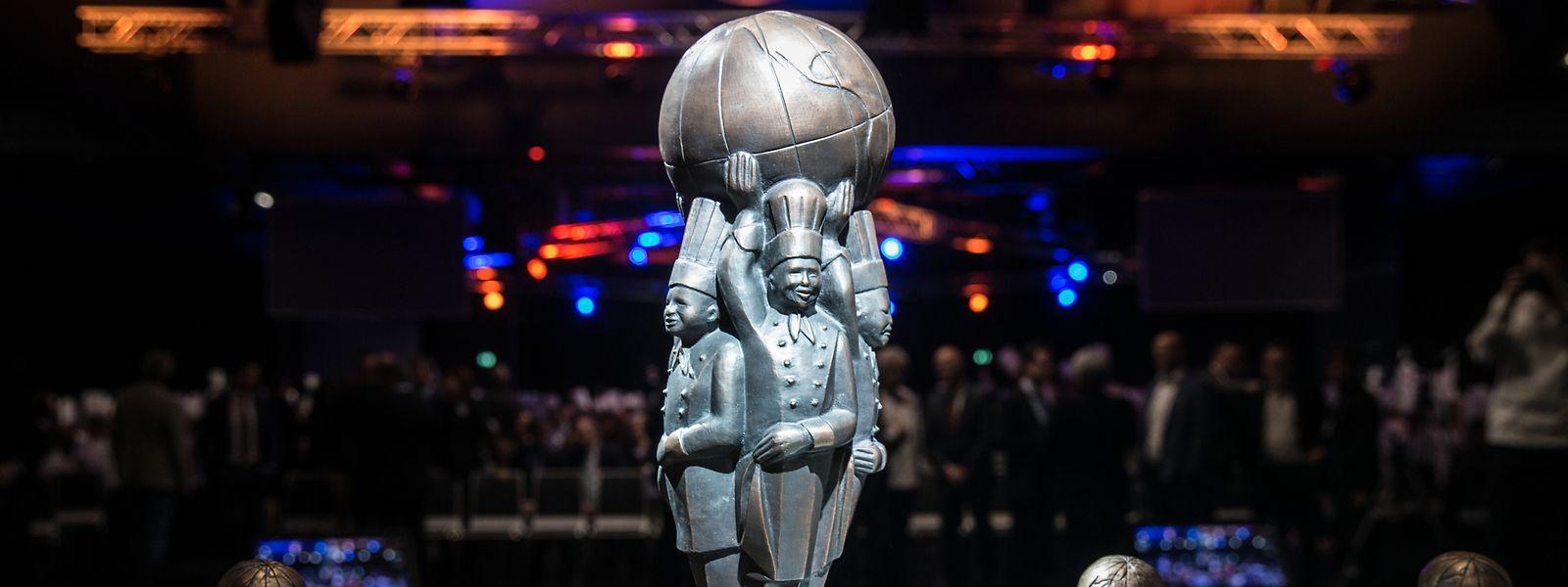 Die Siegerehrung der Expogast 2018 fand mit einer feierlicher Abschlussfeier statt.