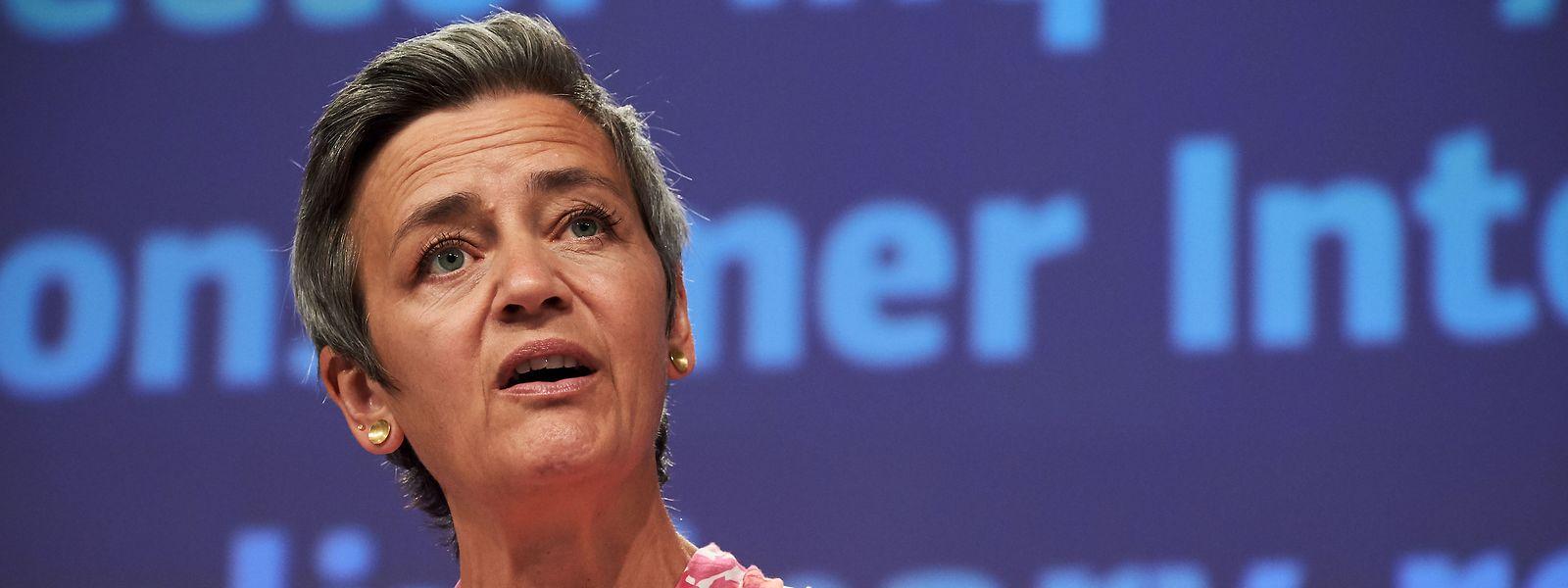 Selon Margrethe Vestager, commissaire européenne à la Concurrence, Google aurait abusé de sa position dominante sur le marché publicitaire.