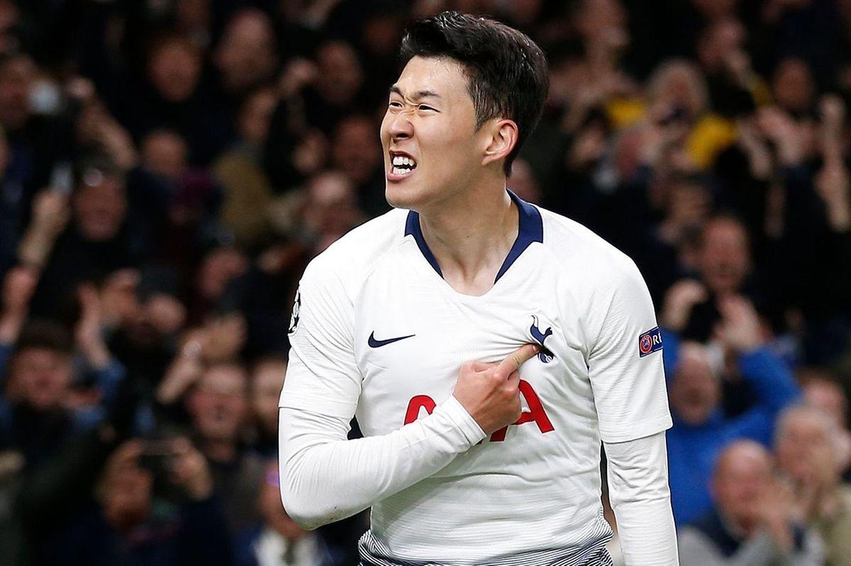 Tottenham compte beaucoup sur Son Heung-Min pour prendre les espaces et trouver l'ouverture face à City.