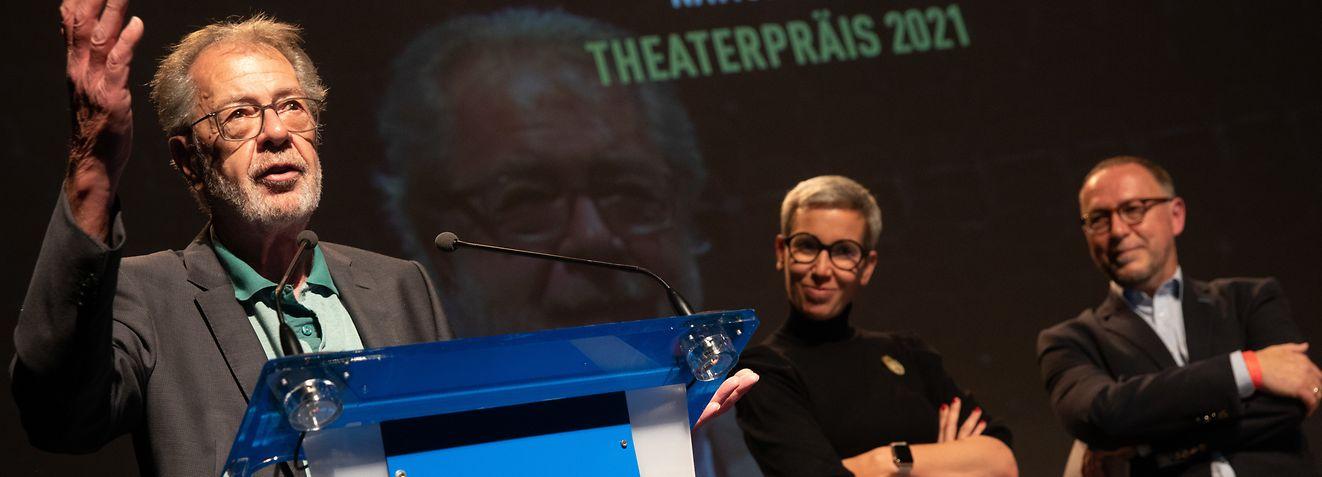 Kultur,Letzebuerger Theater an Danzprais.Foto: Gerry Huberty/Luxemburgr Wort