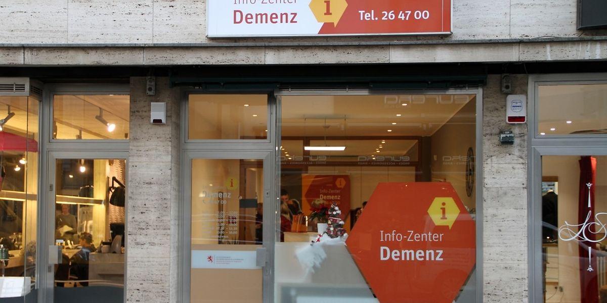 Le guichet est installé au 14A rue des Bains à Luxembourg-Ville