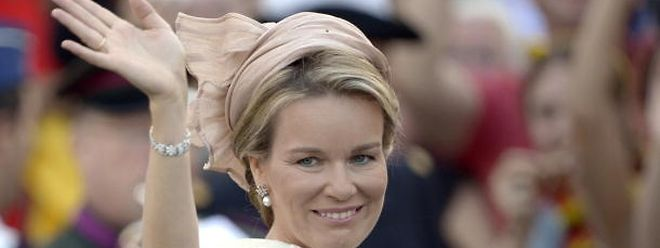 Die neue belgische Königin Mathilde gilt als sprachgewandt und gebildet.
