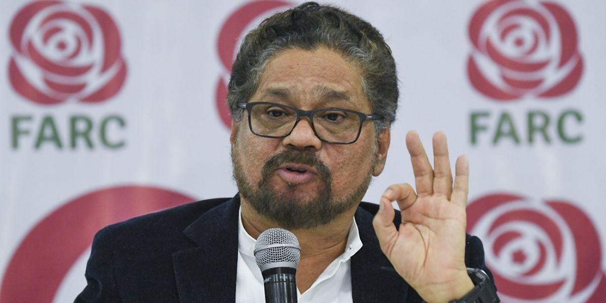 Rodrigo Londono, bekannt als Timochenko kandidiert für die Präsidentschaft Kolumbiens