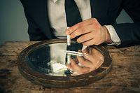 Drogenkonsum existiert in allen sozialen Schichten, oft fallen die Konsumenten kaum auf.