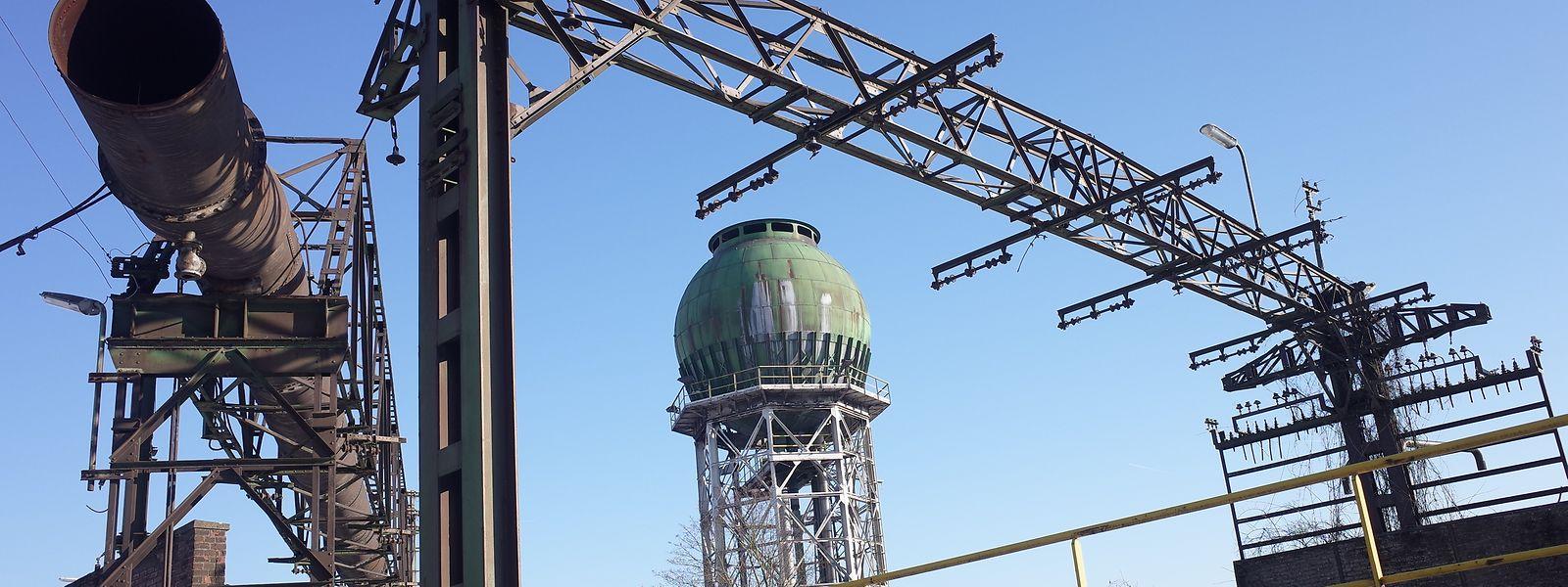 Les éléments remarquables de l'architecture industrielle du site, à l'image du château d'eau, seront intégrés au futur quartier.
