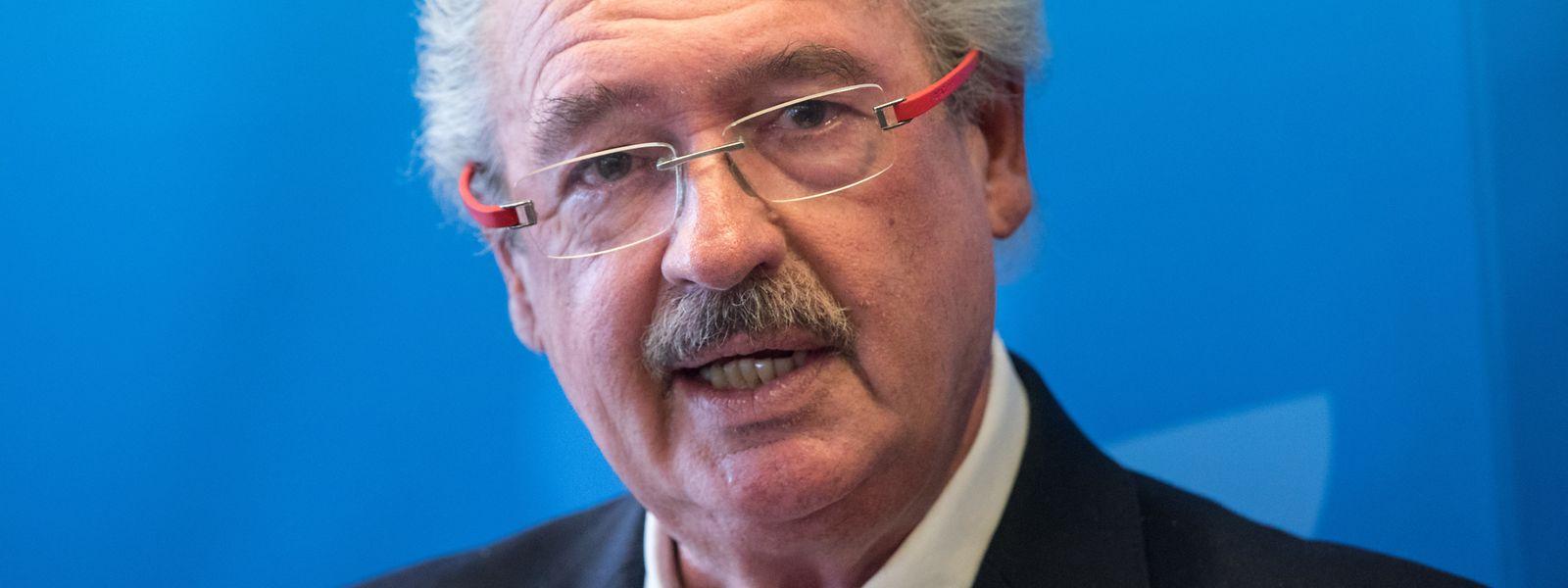 Außen- und Immigrationsminister Jean Asselborn präsentierte die neusten Asyl- und Immigrationszahlen.