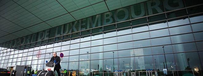Há cada vez mais passageiros a passar pelo Luxemburgo