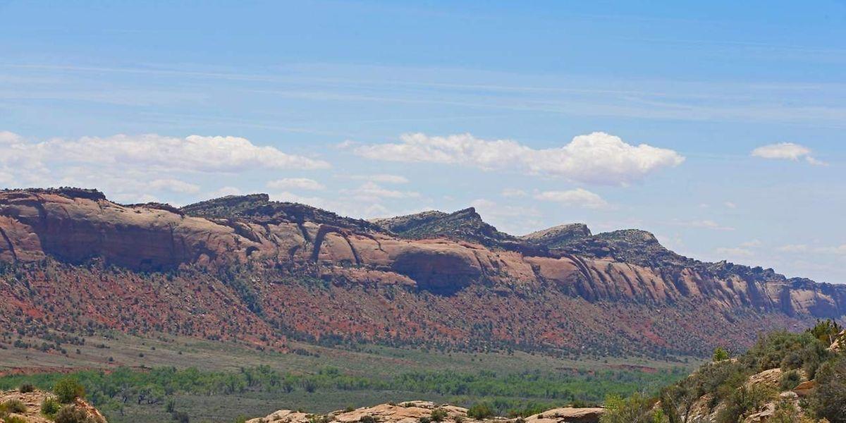 """Das National Monument """"Bears Ears"""" wird 85 Prozent seiner Fläche einbüßen."""