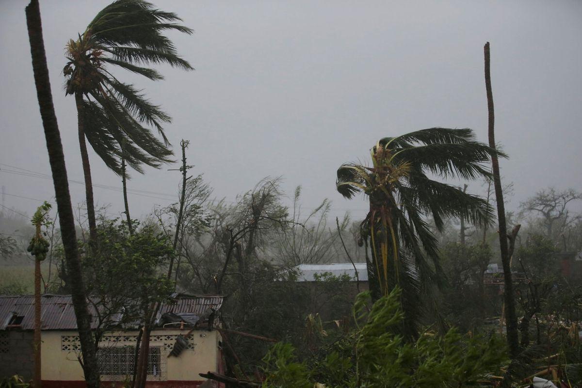 Haiti est le pays caribéen le plus vulnérable aux aléas climatiques en raison de l'importante déforestation et de l'érosion des sols.