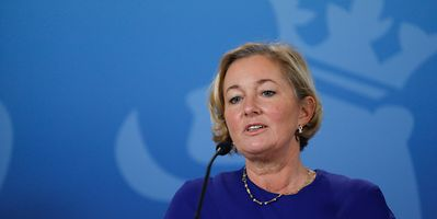 Paulette Lenert, the public face of Luxembourg's fight against the coronavirus, is the country's most popular politician