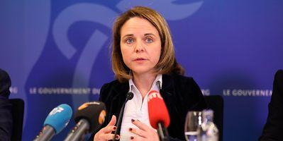 Family Minister Corinne Cahen