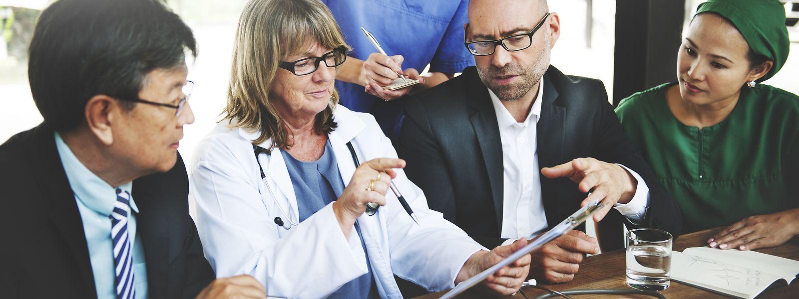 Gerade im Gesundheitssektor führten Beteiligungsfirmen in den letzten Jahren vermehrt Übernahmen durch.