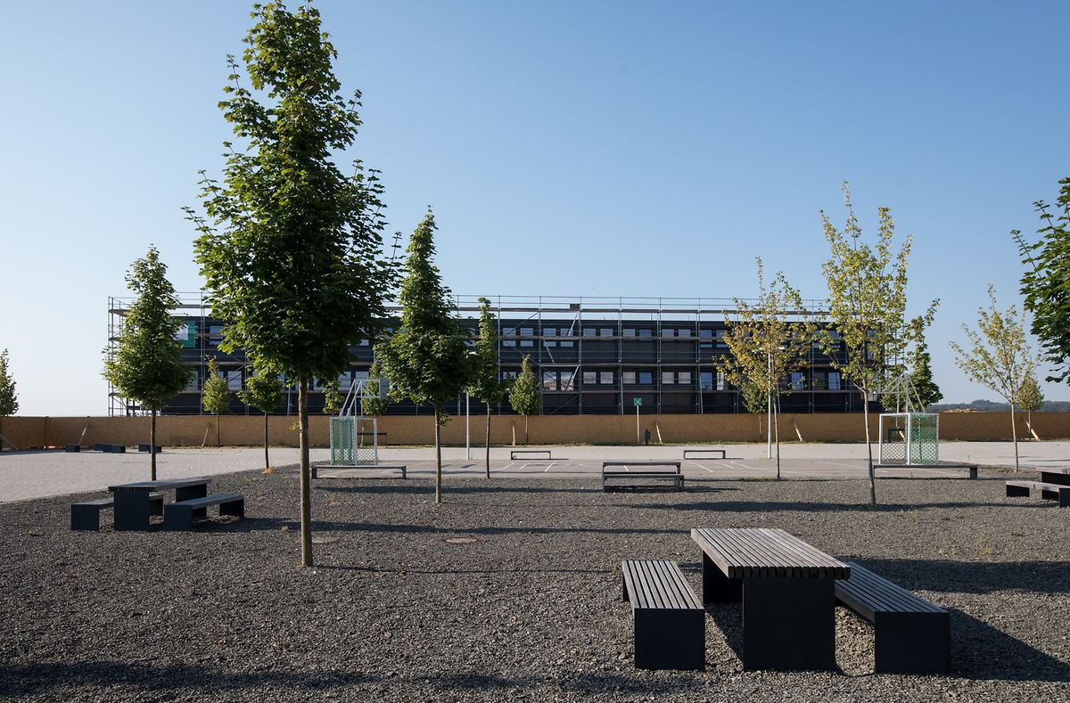 The International School at Lënster Lycée offers multilingual and multicultural education towards the European Baccalaureate. Photo: Guy Jallay