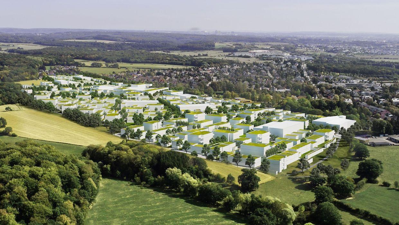 A ce jour, le Luxembourg compte officiellement trois grands projets de logements mis en oeuvre par l'Etat...