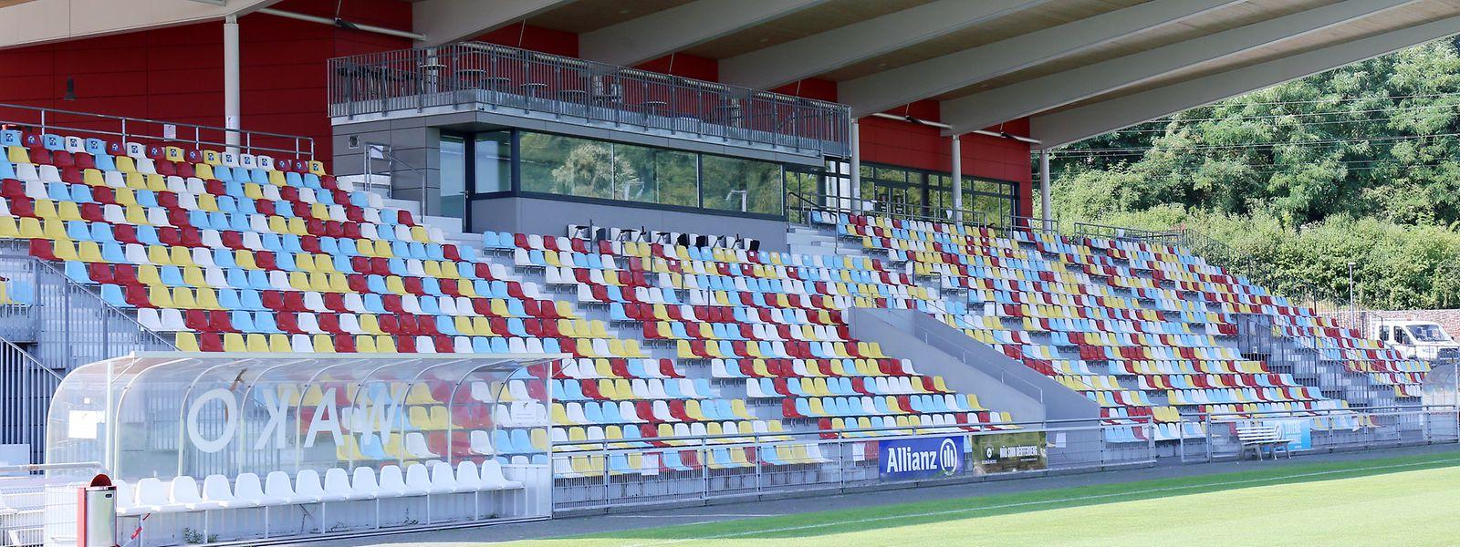 Differdingens Fans können ihre Mannschaft wieder im Stade municipal anfeuern.