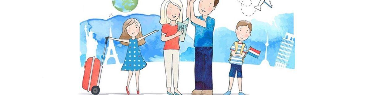 Sur son blog, la famille tient un carnet de route