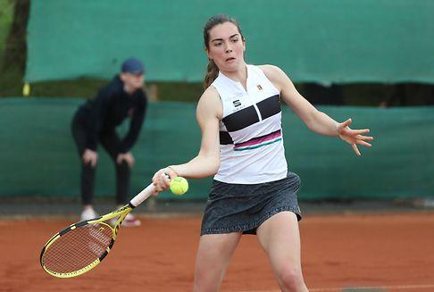 Des débuts difficiles pour Eléonora Molinaro à Antalya
