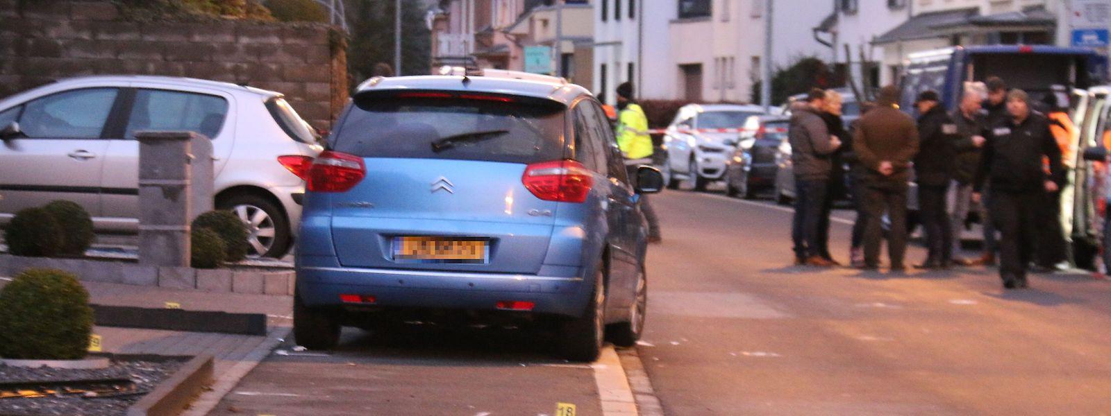 Le drame s'est déroulé mercredi peu après 15 heures dans la rue Grande-Duchesse Charlotte à Wiltz.