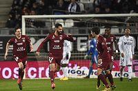 Farid Boulaya a offert un succès précieux au FC Metz.