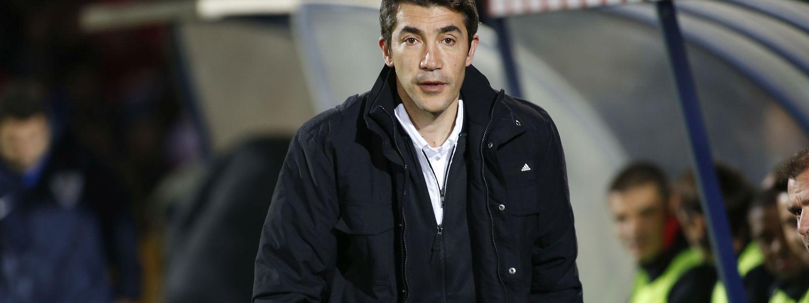 O treinador do Benfica anunciou já as ausências de Fejsa e Jonas por motivos físicos.