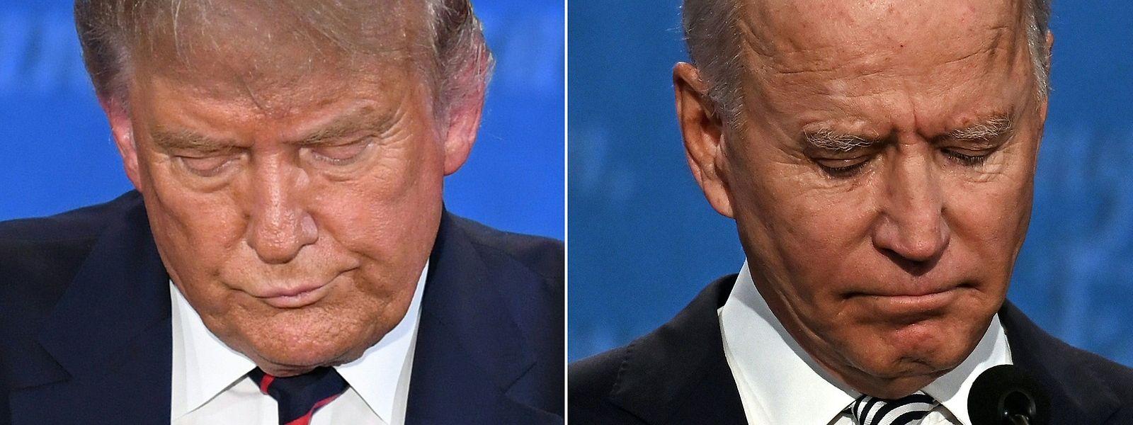 Gegensätzlicher könnten die Positionen der US-Präsidentschaftskandidaten in der Außenpolitik kaum sein.