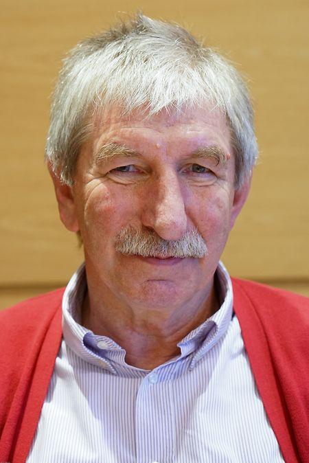 """Alle sind nervös"", sagt CIGR-Vize-Präsident Jean Schiltz."
