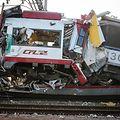 The crash happened near Bettembourg on February 14