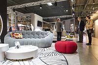 Inauguration/ouverture salon Home & Living Expo, photo : Caroline Martin©