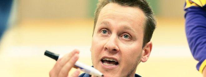 Ken Diederich genießt einen hohen Stellenwert im Luxemburger Basketball.