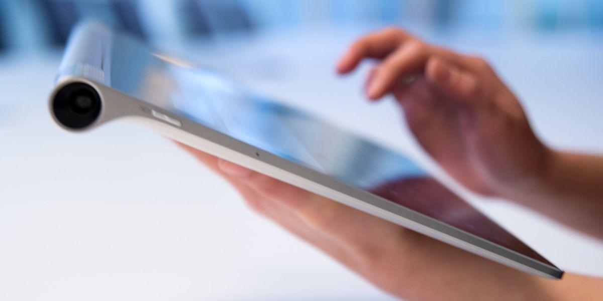 Tablets sind auch als Lesegerät für E-Books praktisch.