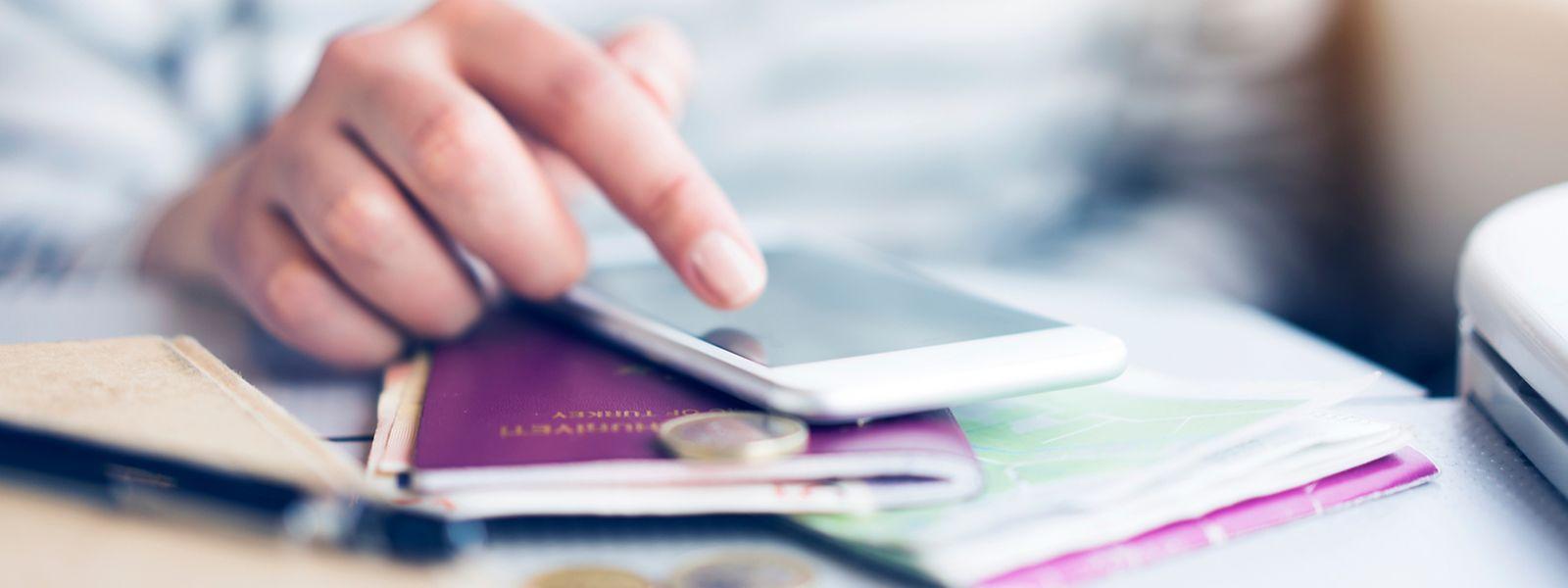 Seuls 21 % utilisent leur smartphone pour acheter des billets d'avion.