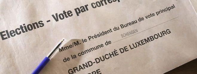 Bis 14 Uhr muss der Stimmzettel am 8. Oktober im Wahllokal eingegangen sein.