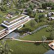 Ein Vier-Sterne-Hotel mit 70 Zimmern und mehreren Suiten soll zwischen dem oberen und dem unteren See in Weiswampach entstehen. Spätestens Anfang nächsten Jahres soll der Bagger rollen.