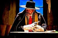 Wieder für Tarantino im Einsatz: Samuel L. Jackson.