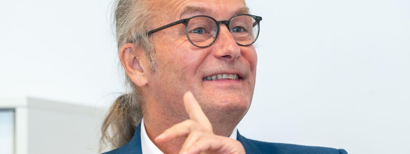 Le ministre de l'Environnement suit avec attention les projets de chauffage en géothermie qui pourraient voir le jour du côté d'Esch ou Dudelange.