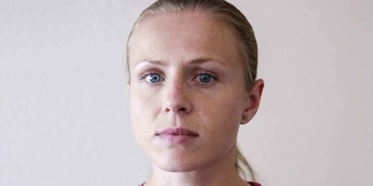Yuliya Stepanova hat aufgegeben.