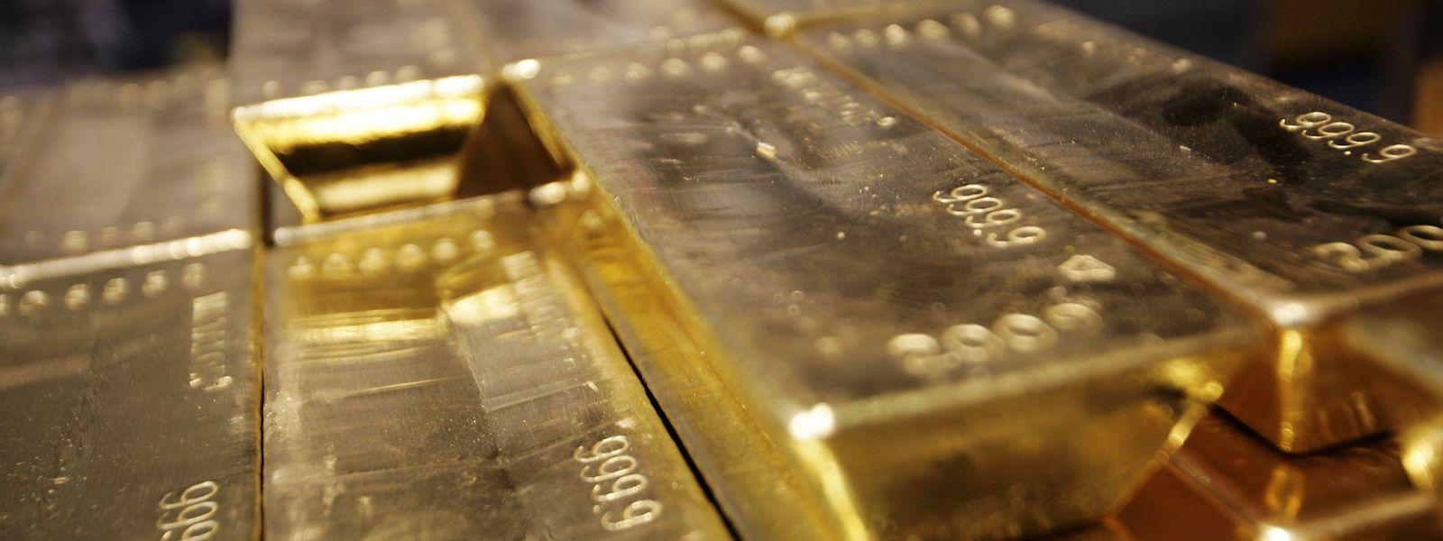 Eines der ältesten Zahlungsmittel, Gold, hat von seinem Glanz nichts verloren: vor allem in Krisenzeiten ist es gefragt.